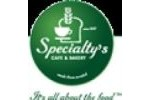 Specialty's Bakery And Cafe coupon codes 2020